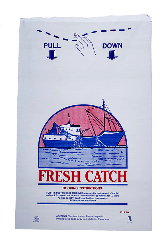 Fresh Catch Seafood Bag